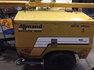 ALLMAND MAXI-Lite 20330  20KW LIGHT PLANT