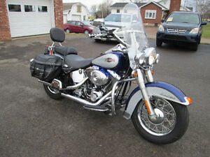 2006 HARLEY DAVIDSON HERITAGE SOFTAIL TRADE WELCOME