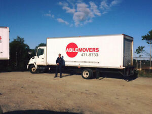 Moving Driver WANTED ***3 years experience required***