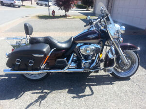 07 Harley Davidson Road king classic
