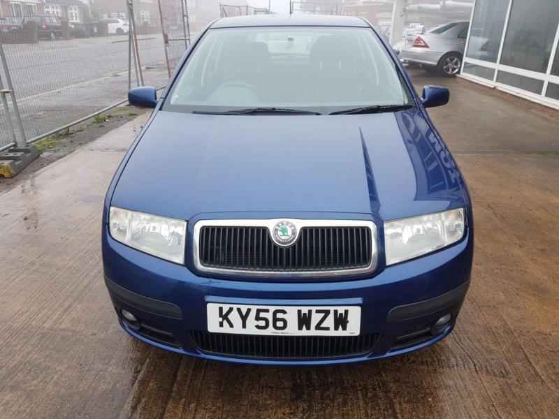 2006 skoda fabia 1.4 16v ambiente auto 75hp | in luton, bedfordshire