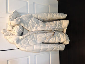 XS-winter coat, fits more like a small St. John's Newfoundland image 1