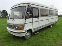 Hymer 700S A class 6 berth rear lounge motorhome for sale Ref 13023