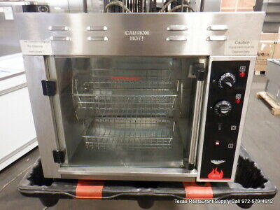 Vollrath Cga8008 Electric Countertop Rotisserie Chicken Oven