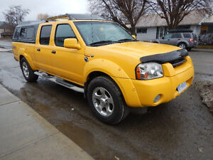 2002 Nissan Frontier S/C $6800 THIS WEEK ONLY