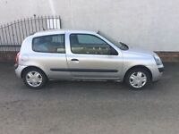 RENAULT CLIO CAMPUS - 1149cc 2006 ONE OWNER LONG MOT