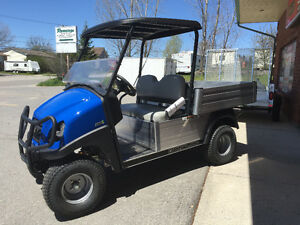 REDUCED 2016 CLUB CAR Carryall 550 48V ELECTRIC - UTILITY CART Kingston Kingston Area image 3