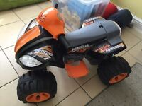 Kids 6v Quad with reverse gear