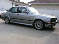 1989 BMW 3-Series 325iX Sedan