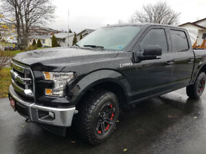 2017 F150 Supercrew 4WD