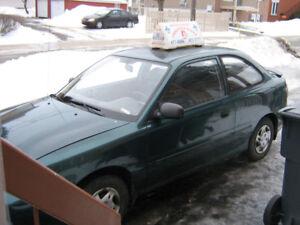 1998 Hyundai Accent Coupé (2 portes)