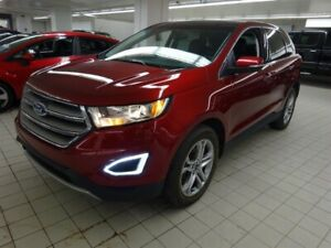 Ford EDGE Titanium AWD Navigation -Toit Panoramique - Cuir 2016