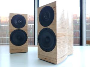 M8Audio Rocket 4.1 Super Resolution Speakers - half price