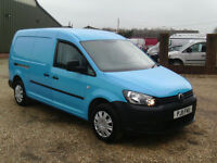 Volkswagen Caddy Maxi 1.6TDI ( 102PS ) C20 Maxi EX BRITISH GAS