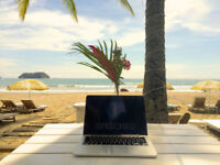 Work from anywhere!
