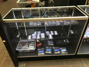 1 Display Cases