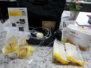 Double Electric Medela breast pump