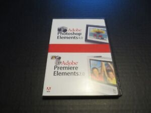 Adobe Photoshop Elements 4.0 with Adobe Premiere Elements 2.0