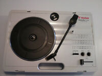 Table tournante vinyl  portable Vestax handy Trax turntable