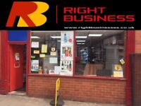 CONVENIENCE STORE & OFF LICENSE FOR SALE