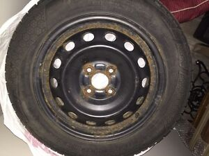 Free tires and rims!!!