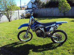 For Sale 2009 YZ 250F for sale