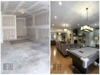 Design,Remodeling and finishing your basement