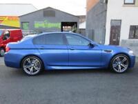 NO VAT BMW M5 4.4 560bhp M DCT 2013MY M5 full service history