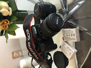Canon rebel 2Ti and accessories