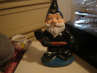 LONDON KNIGHTS GARDEN GNOME/HOCKEY/XMAS GIFT
