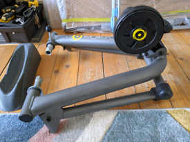 CycleOps turbo trainer and wheel stand