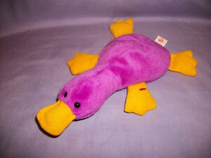 Brand new with tags TY Beanie Babies Patti Platypus plush toy London Ontario image 1