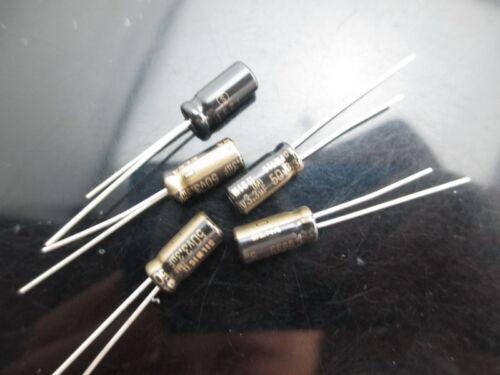 JAPAN 10PCS Elna Rfs silmic II 2.2uf 50V highest audio Capacitor New diy HiFi