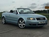 2005 AUDI A4 1.8 T SPORT 2D CAM BELT/WATER PUMP CHANGED