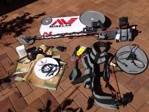 As new 2017 Minelab GPX Gold Detector Warranty and Accessories Toowoomba Toowoomba City Preview