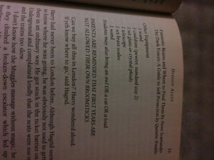 ** 1st ed Harry Potter and the philosophers stone, with error*** Kitchener / Waterloo Kitchener Area image 3