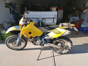 2003 Husaberg FE 400 Street Legal