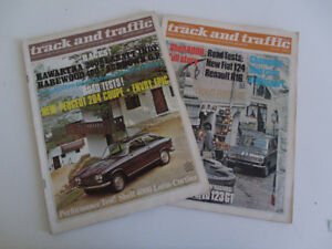 Canada track and traffic magazine