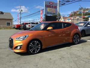 2016 Hyundai Veloster Turbo   FREE Winter tires on all cars and