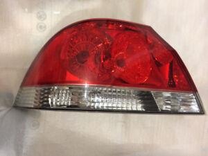 Feux arrières Mitsubishi Lancer 2004-2007 (OEM)