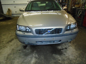 We are now Parting out this Volvo S60 2.4L 2002