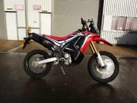 Honda CRF 250 Rally - Nationwide Delivery Available