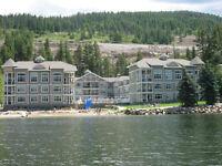 Mara Lake Sicamous Vacation Condo w boat slip-Grandview Shores