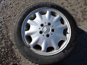 Used Mercedes-Benz Winter Tires & Rims