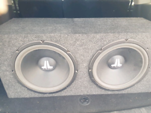 2 12inch subs