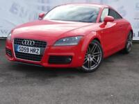 2009 AUDI TT 2.0 TFSI S LINE SPECIAL EDITION FULL SERVICE HISTORY LAST AT46K PA