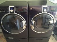 KENMORE ELITE AST3 Laveuse Secheuse Frontale Washer Dryer