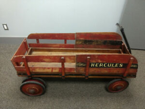Antique Hercules Wagon