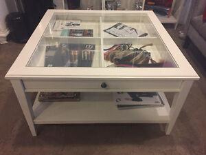 Coffee table, IKEA liatorp