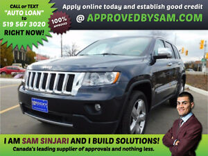 OVERLAND JEEP GRAND CHEROKEE - Bad Credit? GUARANTEED APPROVAL.